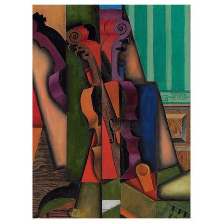 Violin and Guitar Pt. 2 // 1913