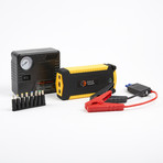 Car Jumper Powerbank + Air Compressor Set