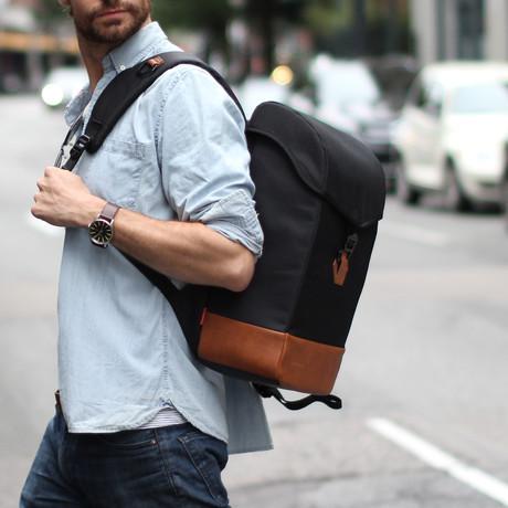 Hustle Backpack // Ranger