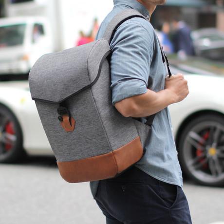 Hustle Backpack // Vintage