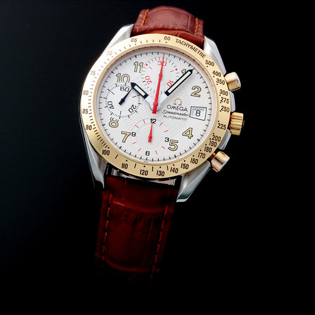 Omega Speedmaster Automatic // Special Edition // 32330 // Pre-Owned