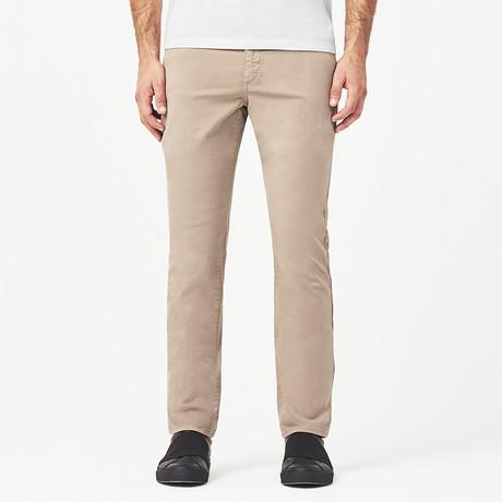 Russell Slim Straight Jeans // Barren (30WX34L)