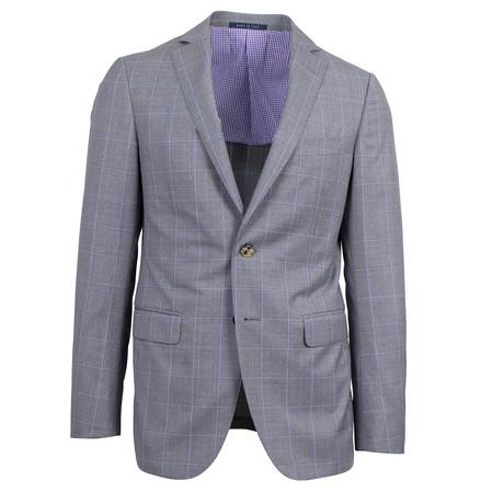 Latina Wool Sport Coat // Gray