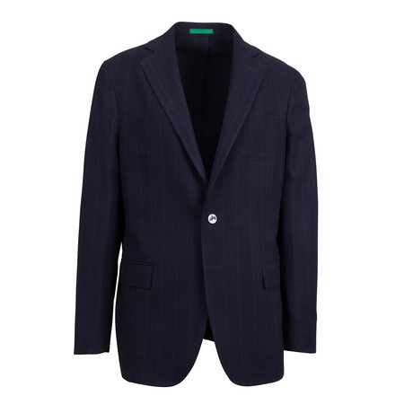 Syracuse Wool Sport Coat // Purple