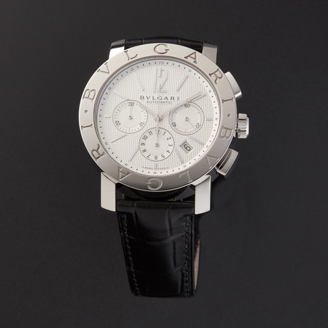 Bulgari Chronograph Automatic //101557 // Unworn