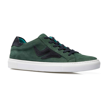 Tony Low Top Sneaker // Dark Green (Euro: 39)