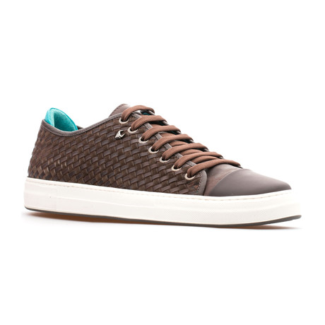 Ryan Low Top Sneaker // Brown (Euro: 39)
