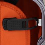 "Enkloze Blade X Suitcase // Silver Aluminum (29"")"