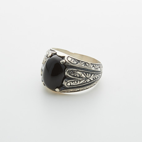 King Of Vikings Ring (Size 9)