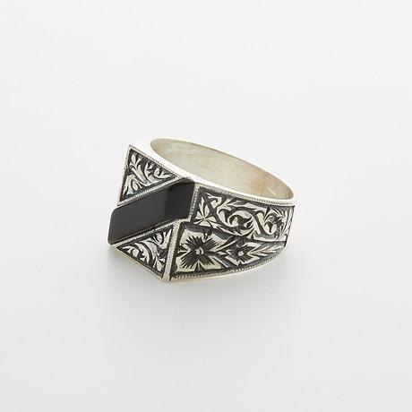 Special Design Onyx Stone (Size 9)