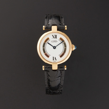 Cartier Must de Cartier Quartz // 103650 // Pre-Owned