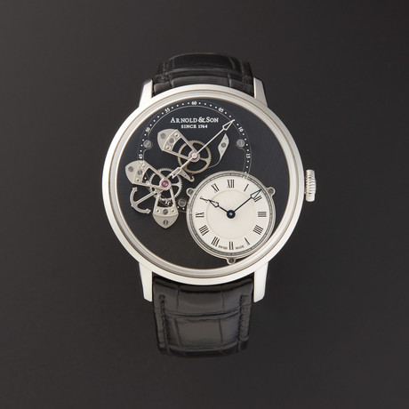 Arnold & Son Instrument Collection Dial Side True Beat Automatic // 1ATAS.S02A.C121S // Unworn