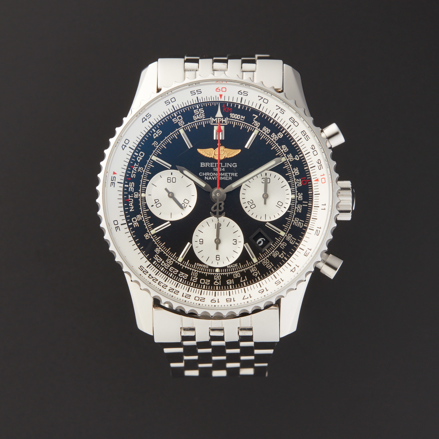 Breitling Navitimer 01 Automatic Ab0120 Pre Owned Breitling