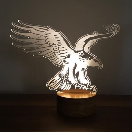 3D Lamp // Wild