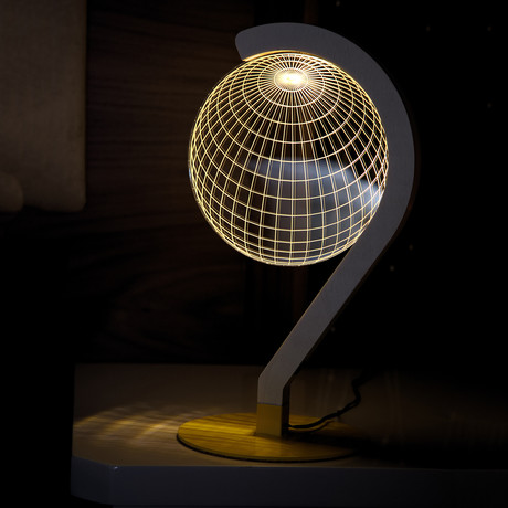 3D Lamp // Sfera