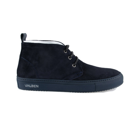 Chukka // Navy Blue