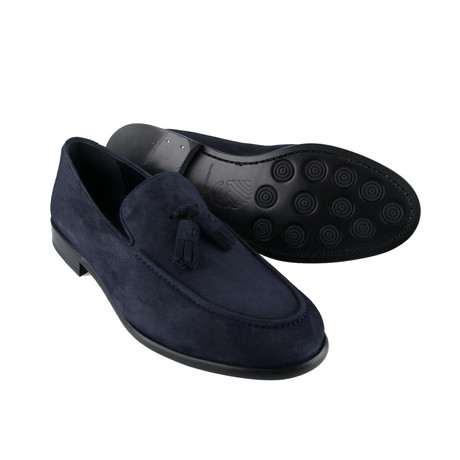 Loafer // Navy Blue