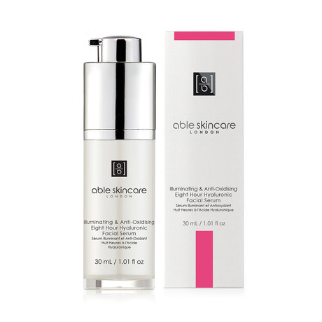 Illuminating & Anti-Oxidizing Hyaluronic Facial Serum