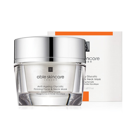 Anti-Aging Glycolic Firming Face Mask