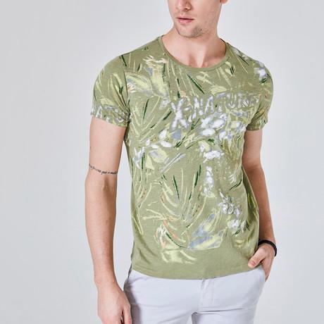 Portola T-Shirt // Olive