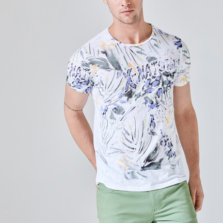Presidio T-Shirt // White (L)