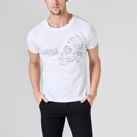 Pacific T-Shirt // White