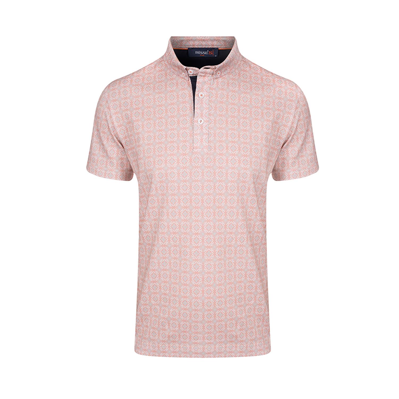 Atlanta T Shirt Salmon L Fashion Clearance Dress Shirts
