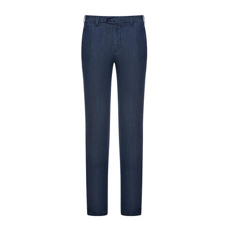 Spring Field Jean Pants // Navy (42)