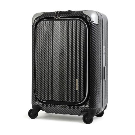 "Enkloze X1 Carbon Carry On // 21"" // Black"