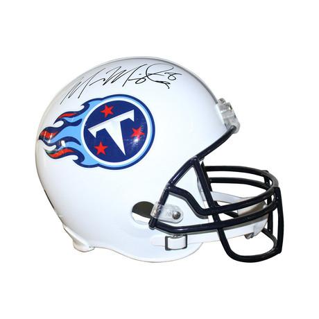 Marcus Mariota Signed Tennessee Titans Replica Helmet
