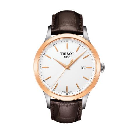 Tissot Classic Gent Quartz // T912.410.46.011.00