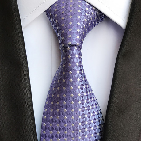 Lucian Tie // Lilac