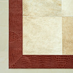 Merengue Rug // Neutral (8'L x 10'W)