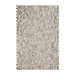 Cancan Rug // Neutral (5'L x 8'W)