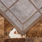 Rodeo Rug // Jasper (5'L x 8'W)