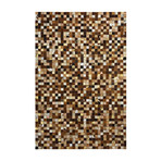 Pampera Rug // Grizzly Metal (5'L x 8'W)