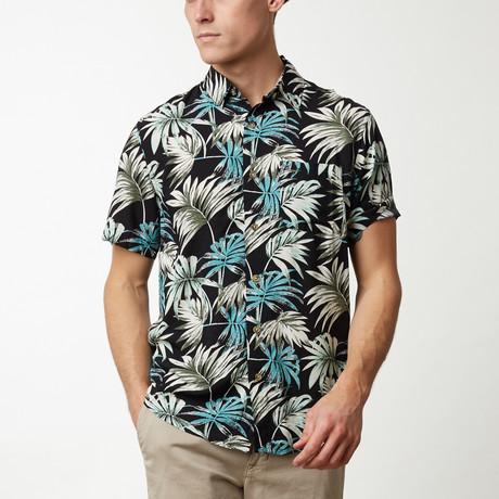 Tropic Shirt // Caviar
