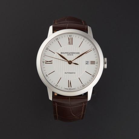 Baume & Mercier Classima Executive Automatic // MOA10263 // New