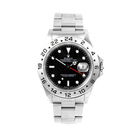 Rolex Explorer II 16570 Automatic // 16570 // Pre-Owned
