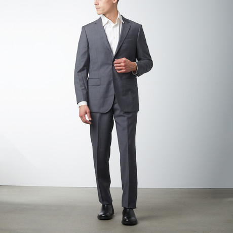Paolo Lercara // Modern Fit Suit // Medium Gray (US: 36S)
