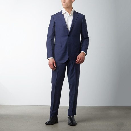 Modern Fit Suit // Beautiful Blue