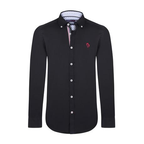 Grant Shirt // Black