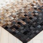 Pampera Rug // Mirror Cocoa (5'L x 8'W)