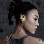 CARAT // In-Ear Wireless Headphones (Ceramic Black)