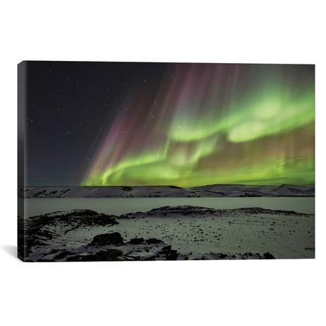 "Celestial // Bragi Ingibergsson (26""W x 18""H x 0.75""D)"