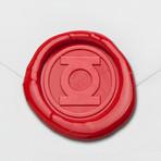Lantern Of Will Wax Seal Stamp Kit (Beech Handle)
