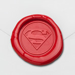 S For Hope Wax Seal Stamp Kit (Beech Handle)
