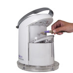 Jewelry Sauna® Ultrasonic + Steam Jewelry Cleaner