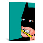 "Bat-Brush // Gregoire ""Leon"" Guillemin (18""W x 26""H x 0.75""D)"