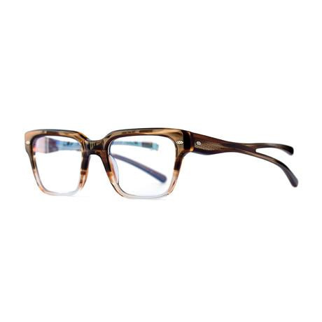 Activist Eyewear // Krieger Frame // Smoky Topaz